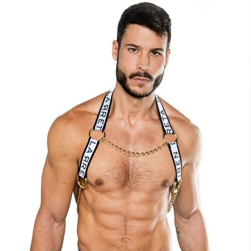 Ruben Galarreta - Shoulder-Chest Harness