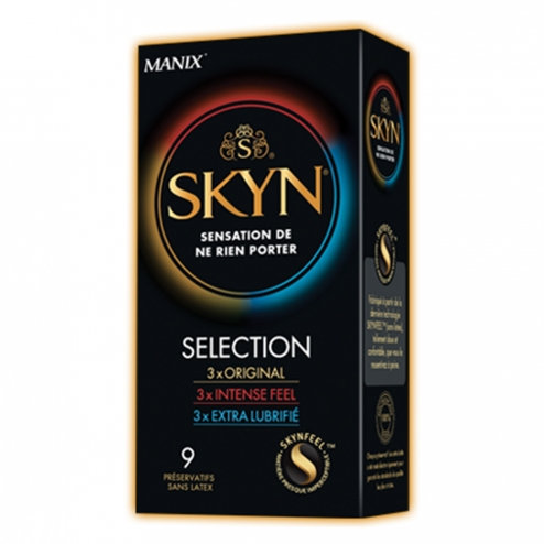 Manix Skyn Selection - 9 pieces