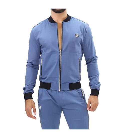 TOF Paris Fashion Vest Blue
