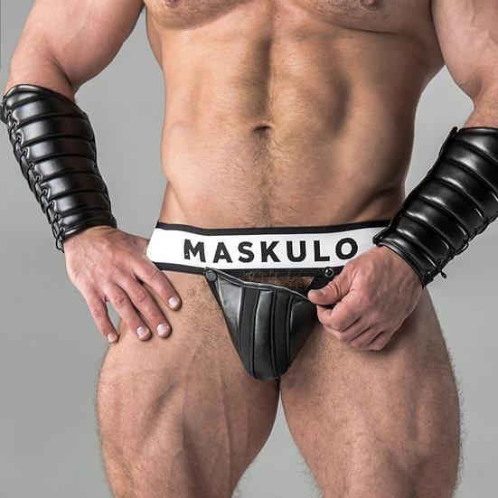 Maskulo - fetish Jockstrap ARMORED