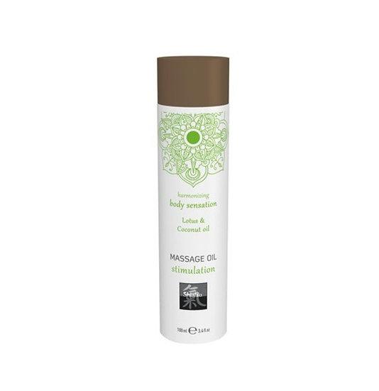 Shiatsu Stimulation Massage Oil - 100 ml