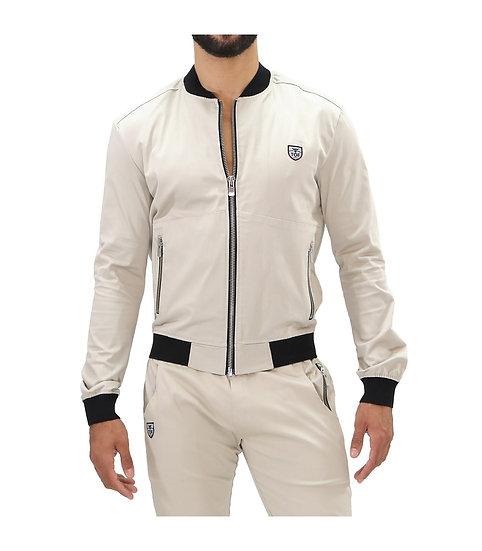 TOF Paris Fashion Vest Beige