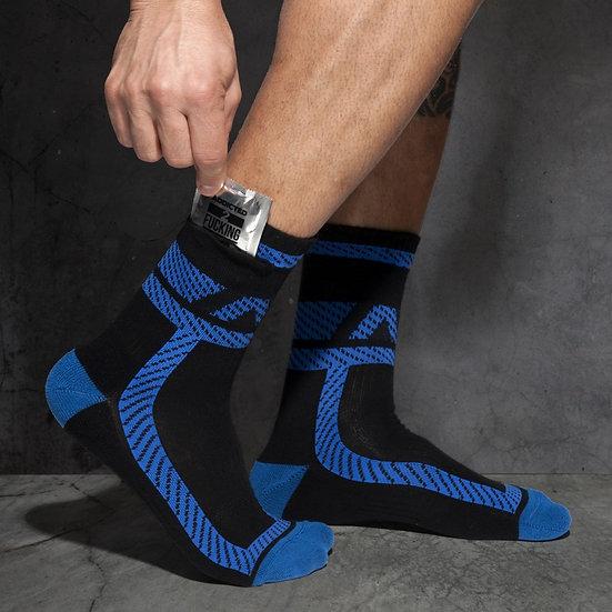 Addicted - Pockets Fetish Socks ADF108