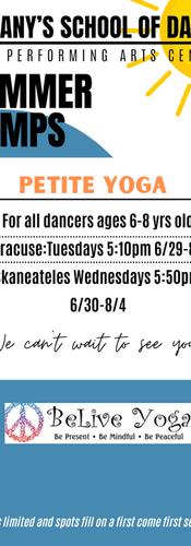 Petite Yoga