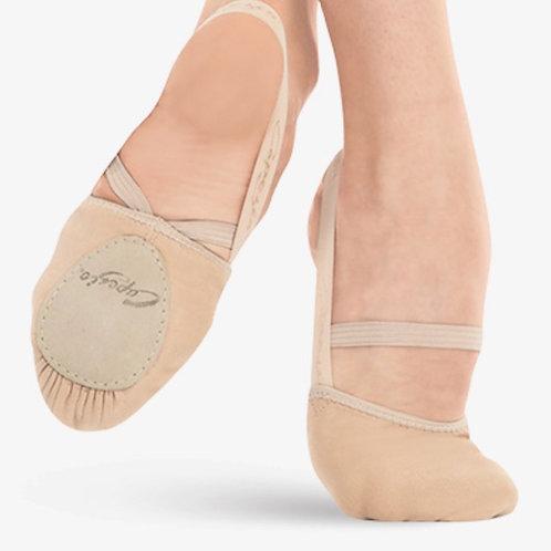 Capezio Pirouette Canvas Lyrical Shoes
