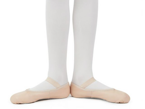 Capezio Daisy Leather Full Sole Child