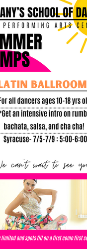 Latin Ballroom