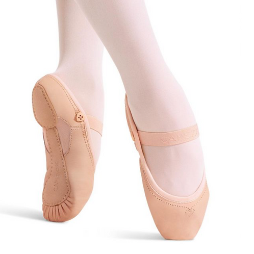 Capezio Love Ballet Leather Split Sole Child