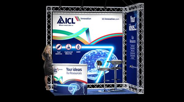 ICS 2015 | ICL Innovation booth