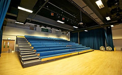 Haverstock School, Chalk Farm, London - Production Locations for Little and Beautiful Theatre Company