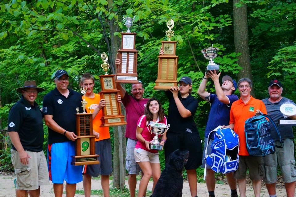 2015 Pro - Advanced Winners