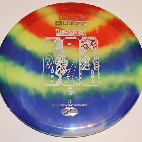 2013 Discraft Z Buzz - Hole 13