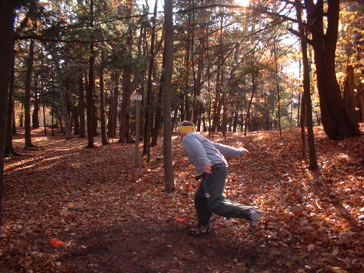 opening proposed hole 7c