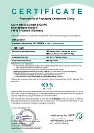 Certificate_Capirella PET tray.png