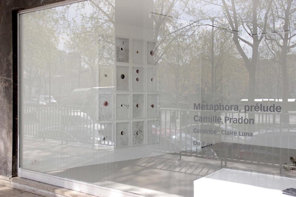 Metaphora, prélude © Adagp Paris 2021 P