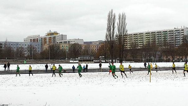 Fussball Spielen 2013