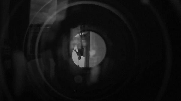 L'œil en cible Camille Pradon