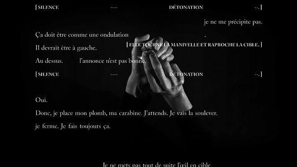 L'Œil en Cible - Camille Pradon 2015