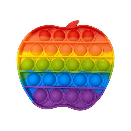 Pop It Rainbow color Apple
