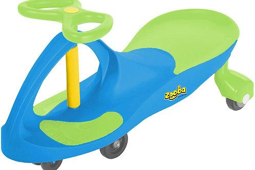 Bingo Zooba Swing Car Blue/Green