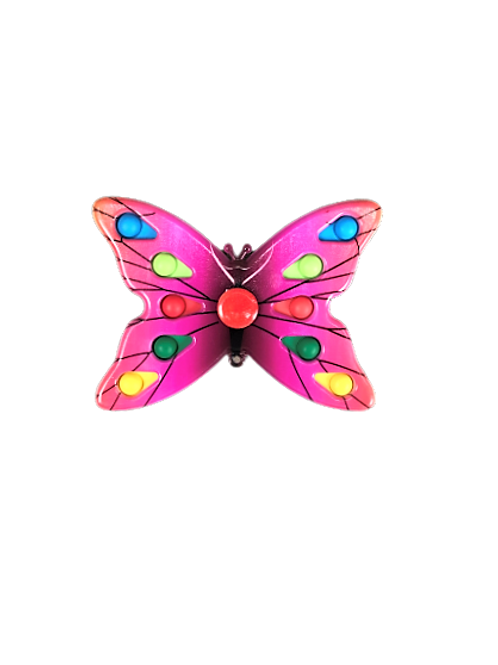 Simple Dimple Spinner Butterfly