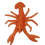 Thumbnail: Sticky toys Lobster - Glow in Dark