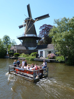 Party Time on the Vecht