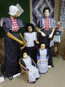 Traditional Dutch Costume