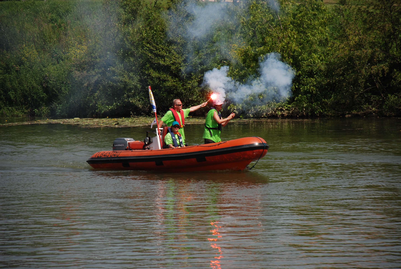 Pompiers Event Pont de Vaux