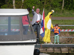 Easter Gifts on Linssen Rally