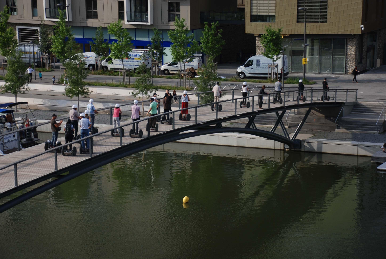 Skegways moving in Lyon