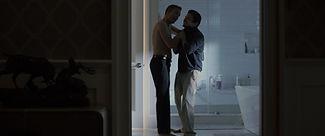 """Sean Bell & Gary Wolf in """"An Entanglement"""""""
