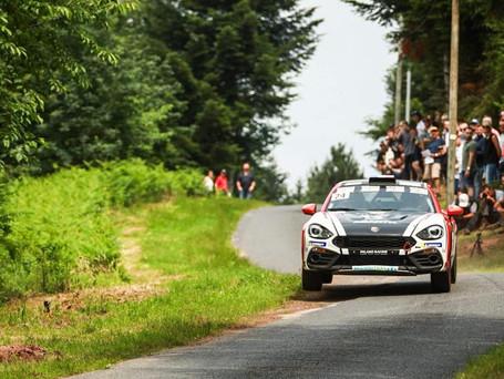 Rallye Vosges Grand Est 2018