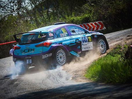 Rallye Lyon Charbonnières 2019 Day 2