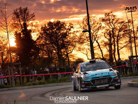 Rallye Lyon Charbonnières 2019 Day 1