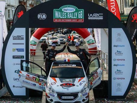 Vice Champion WRC-3