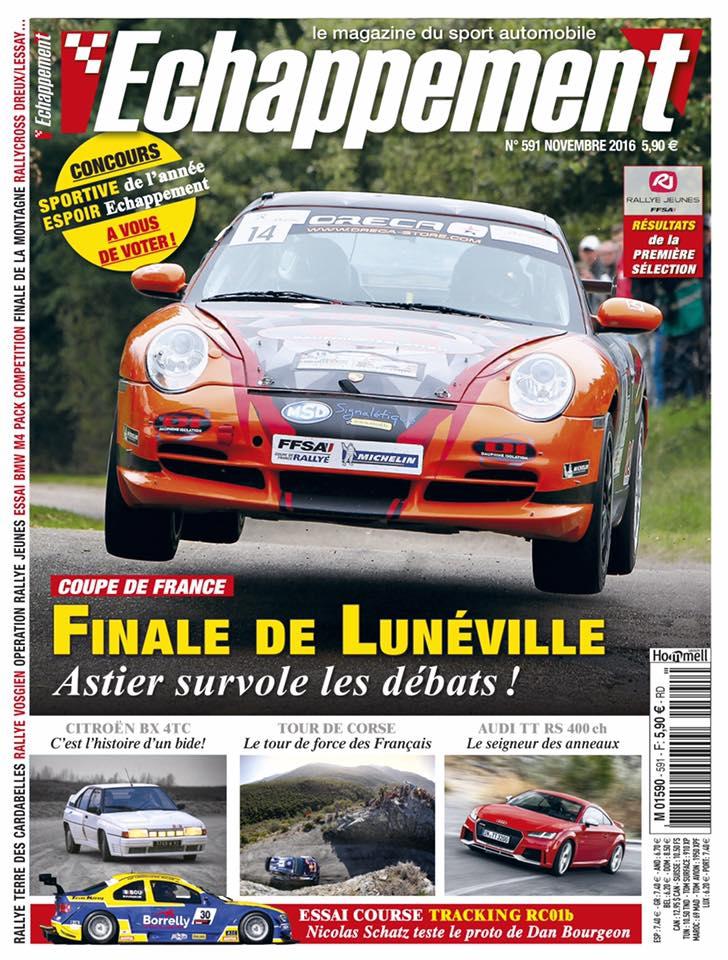 Finale des Rallyes 2016