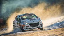 Raphaël Astier survole le WRC3 au Rallye Monte-Carlo 2017
