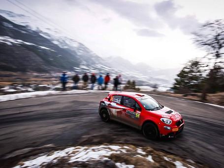 Rallye Monte Carlo 2020 Etape 2