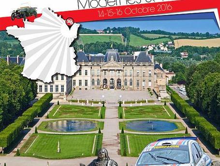 Prochain Rallye : La finale des Rallyes à Lunéville
