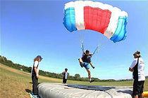 saut en parachute progression Brevet B1