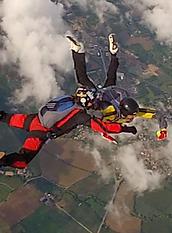 progression parachutisme sportif