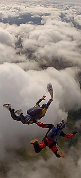 école de parachutisme et stage de formation