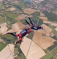 Saut parachute Stage PAC