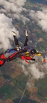 Stage de formation parachutisme