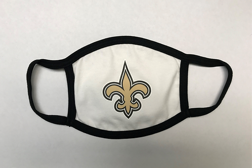 Football Saints (White)