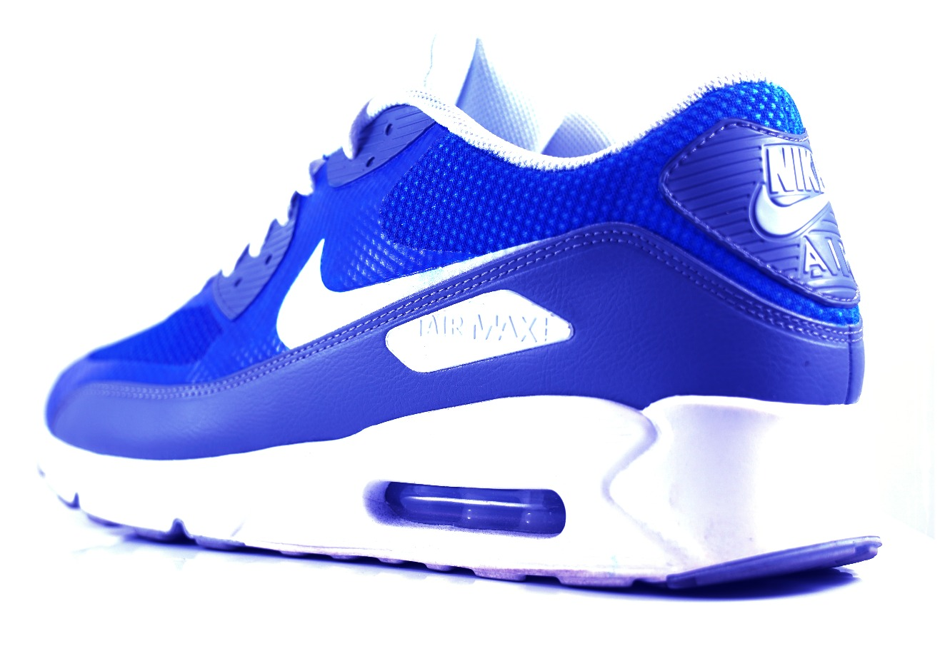 All Blue Air Max