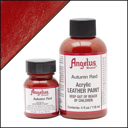 ANGELUS AUTUMN RED PAINT