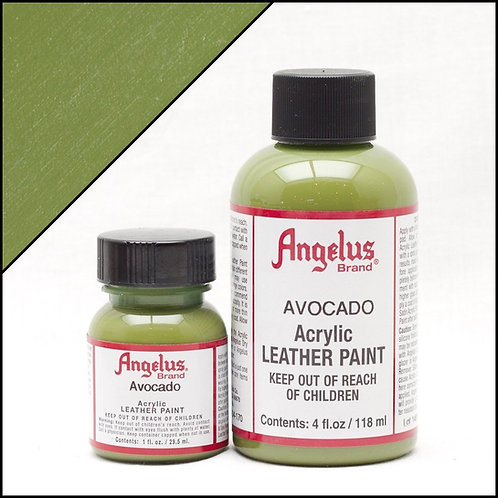 ANGELUS AVOCADO GREEN PAINT