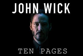 Ten Pages   John Wick